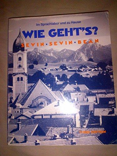 9780030086342: Wie Geht's?