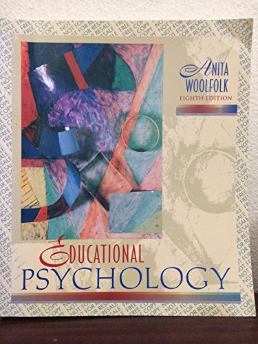 9780030086694: Educational Psychology