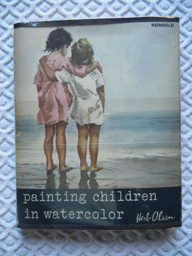 9780030087349: Painting Children in Watercolor