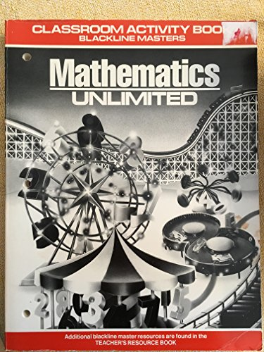 "Holt Rinehart Winston Mathematics Unlimited Classroom Activity: Francis ""Skip"" Fennell,"