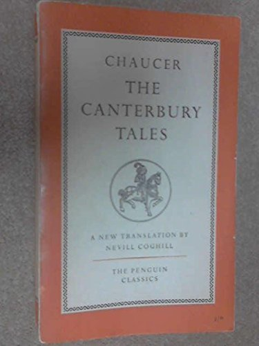 9780030090608: Canterbury Tales