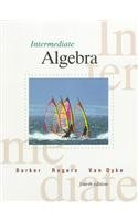 Intermediate Algebra - Barker