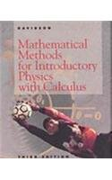 9780030091285: Mathematical Methods for Introductory Physics with Calculus (Saunders Golden Sunburst Series)