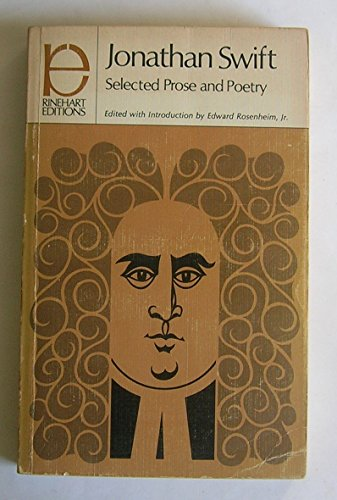 9780030094453: Selected Prose and Poetry