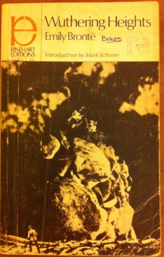 9780030095405: Wuthering Heights