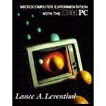 9780030095429: Microcomputer Experimentation with the IBM PC