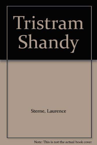 9780030096952: Tristram Shandy
