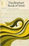 9780030097256: Rinehart Book of Verse