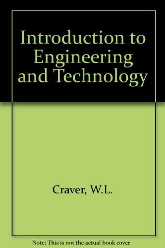 9780030097294: Introduction to Engineering Technology