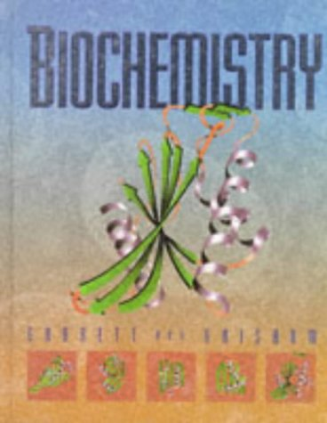 9780030097584: Biochemistry (Saunders golden sunburst series)