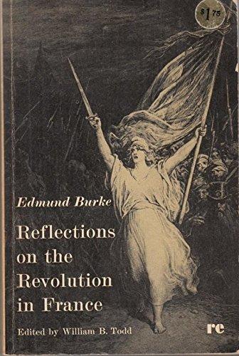 Edmund Burke Reflections Revolution France Abebooks