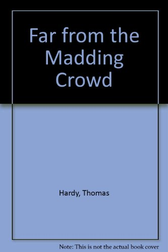 9780030098802: Far from the Madding Crowd