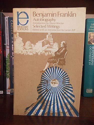 9780030098901: Benjamin Franklin: Autobiography & Selected Writings