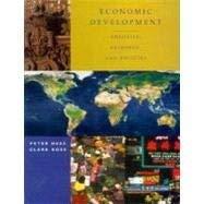 9780030100819: Economic Development: Theories, Evidence & Policies (Dryden Press Series in Economics)