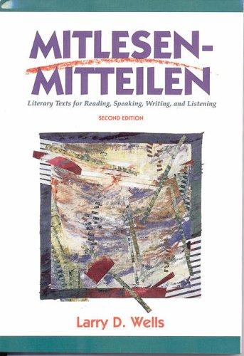 9780030102080: Mitlesen-Mitteilen: Literary Texts for Reading, Speaking, Writing and Listening