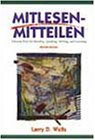 9780030102080: Mitlesen-Mitteilen (Text/Tape Package)