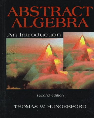 9780030105593: Abstract Algebra: An Introduction