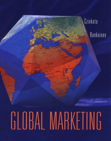 9780030106491: Global Marketing (The Dryden Press series in marketing)