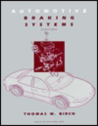 9780030106576: Automotive Braking Systems