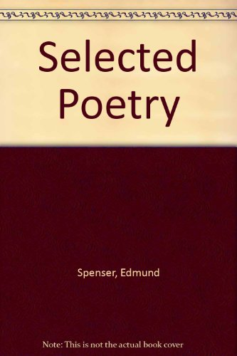 9780030106705: Selected Poetry