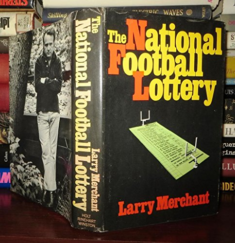 The National Football Lottery: Merchant, Larry