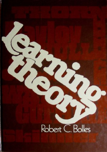 9780030107566: Learning Theory
