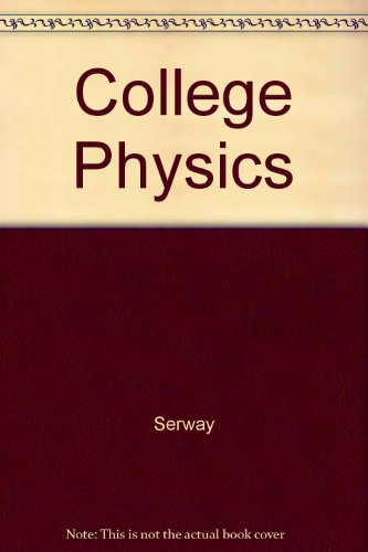 9780030107641: College Physics