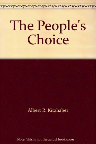 9780030108860: The People's Choice
