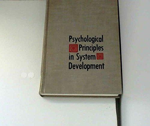 Psychological Principles in System Development: n/a