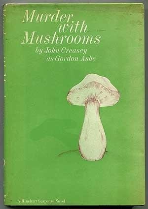 9780030111563: Murder with mushrooms, (A Rinehart suspense novel)