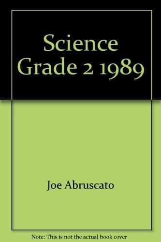 9780030113895: Science, Grade 2, 1989