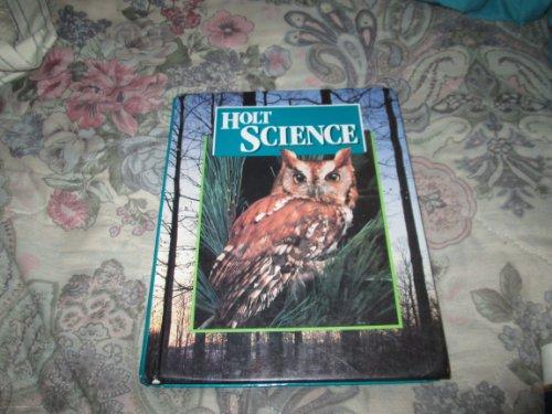 9780030113949: Science, Grade 6, 1989
