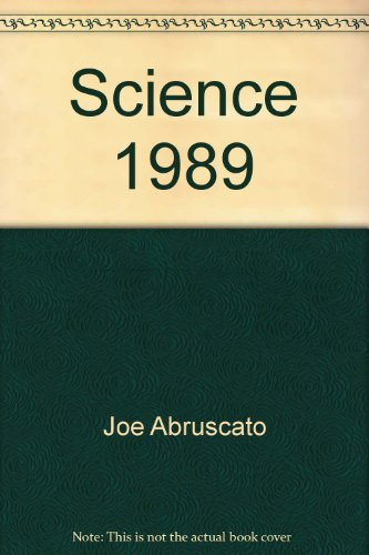 9780030114083: Science 1989