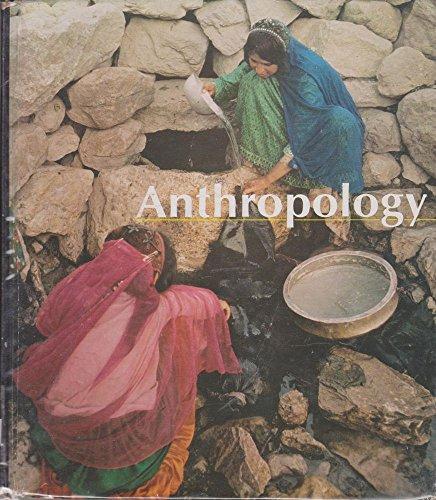 9780030114762: Anthropology