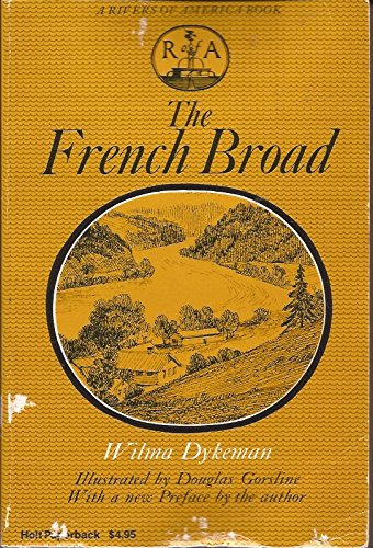9780030114915: The French Broad (Rivers of America)