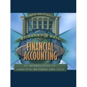 9780030115226: Financial Accounting: An Introduction to Concepts, Methods, and Uses (The Dryden Press series in accounting)