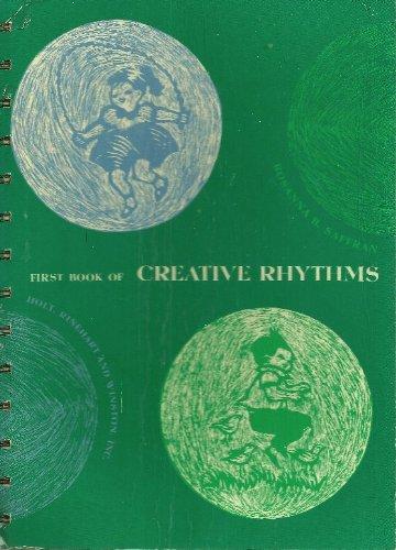 9780030117701: First Book of Creative Rhythms