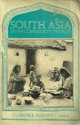 9780030118562: South Asia: Seven Community Profiles