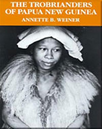 9780030119194: The Trobrianders of Papua New Guinea (Case Studies in Cultural Anthropology)