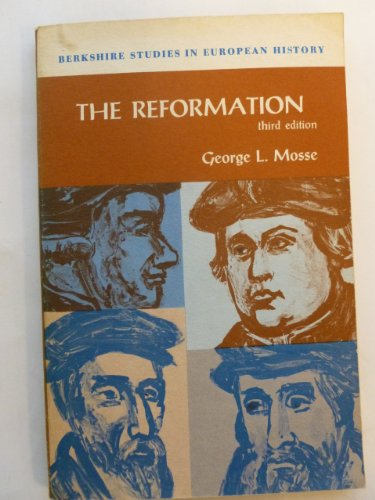 9780030120350: The Reformation