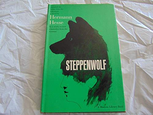 9780030121357: Steppenwolf