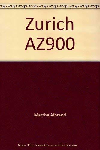 9780030122217: Zurich AZ900