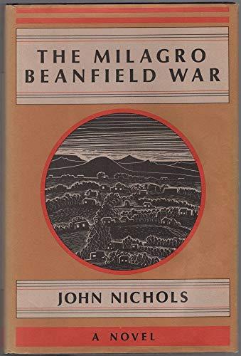 9780030122415: The Milagro Beanfield War