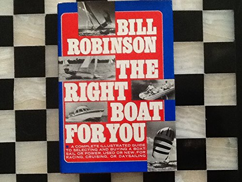 9780030122460: The Right Boat for You