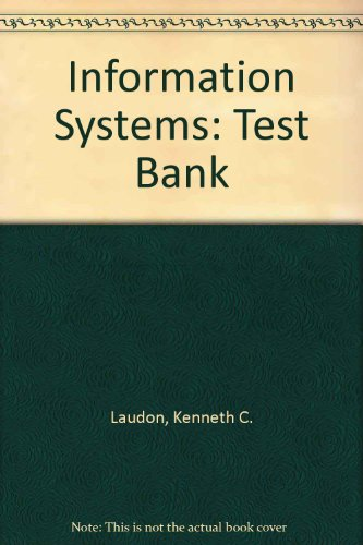 9780030127298: Information Systems