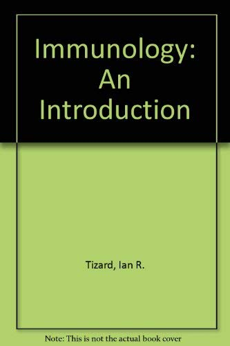 9780030128370: Immunology: An Introduction