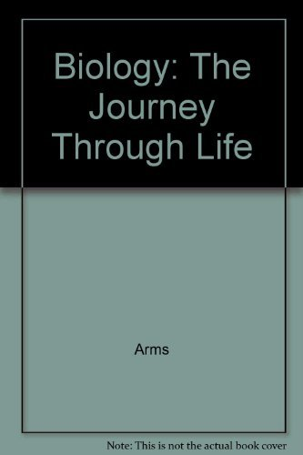 9780030128394: Biology: The Journey Through Life