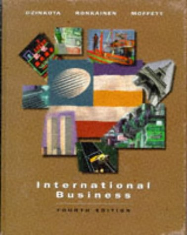 International Business: Michael R. Czinkota