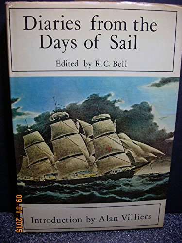 9780030129414: Diaries from the days of sail