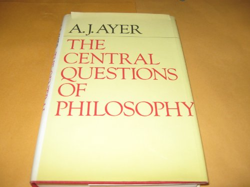 9780030131165: The Central Questions of Philosophy